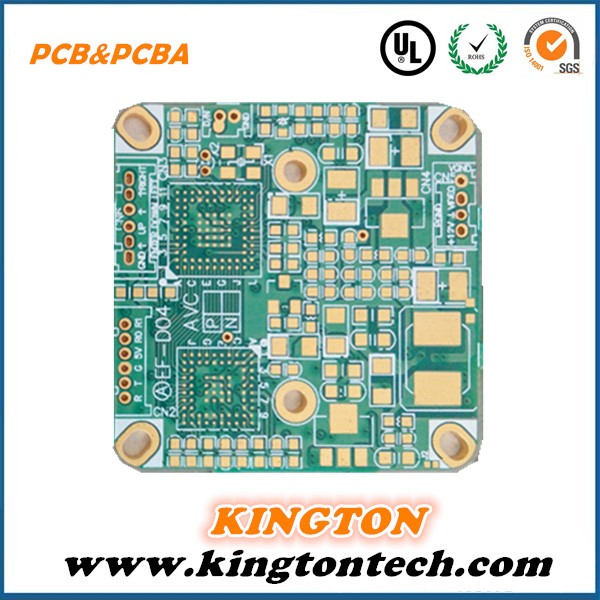 BGA Immersion Gold 4Layer