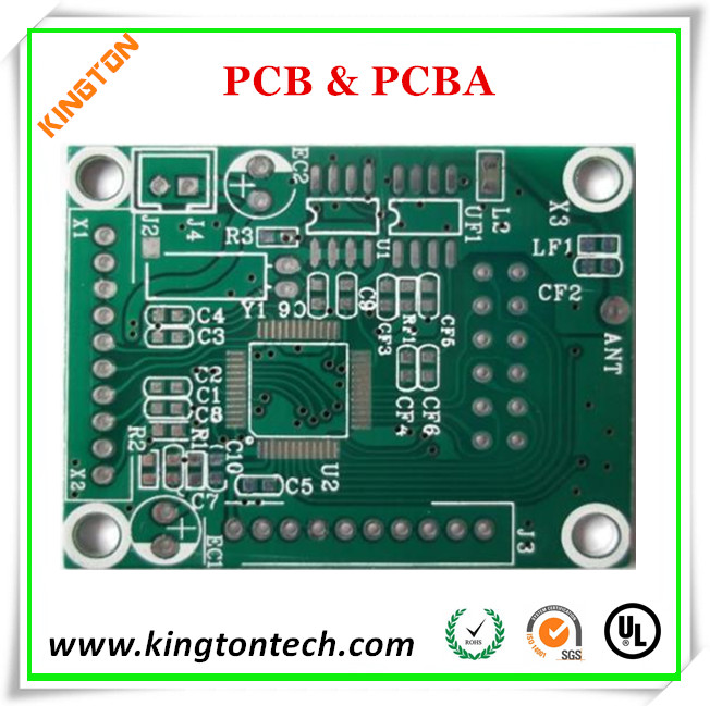 Double side FR-4 PCB HASL